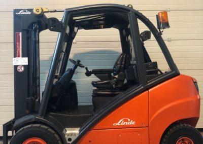 Linde H 30 D 30 quintali diesel 2
