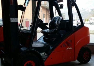 Linde H30 simplex diesel