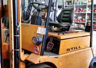 Still R60-35 elettrico 35q