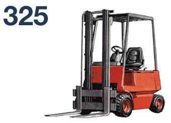 LINDE E 25 (325)