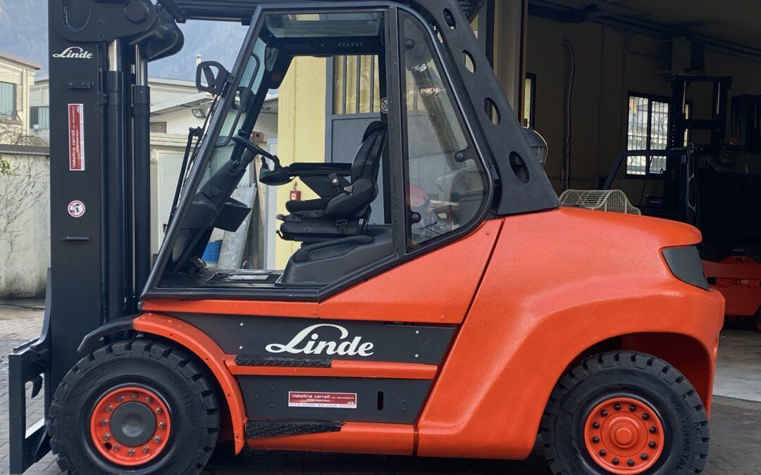 LINDE H80D/900 SERIE 396