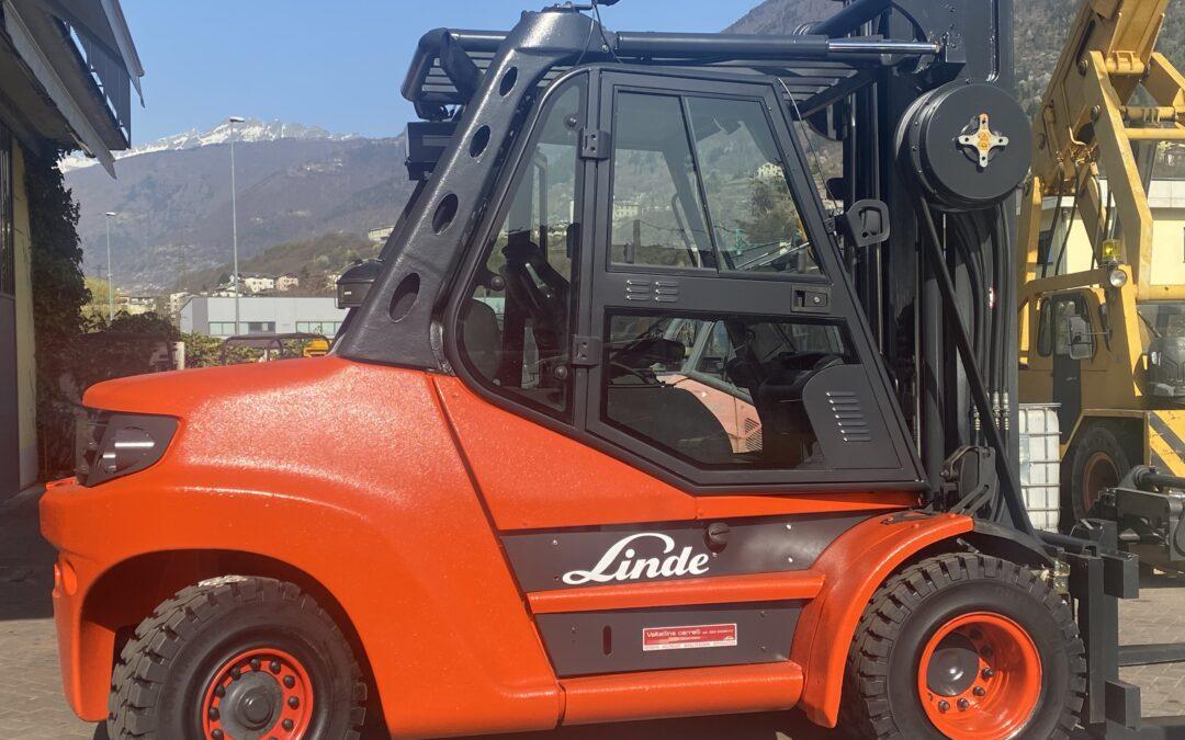 LINDE H80D-01/900 SERIE 396